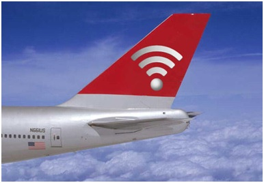 A Look Inside the World of Inflight Internet